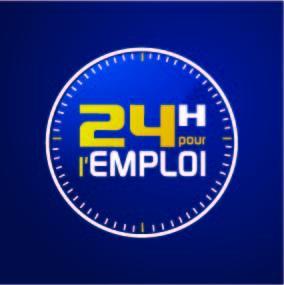24 heures pour l'emploi le jeudi 12 mai 2011