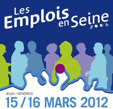 Axecibles au forum Emploi en Seine, le 15 et 16 mars à Rouen !