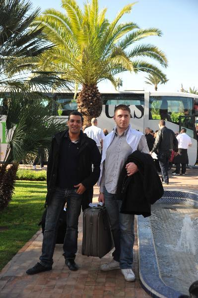 Axecibles au Maroc pour son séminaire d\'automne