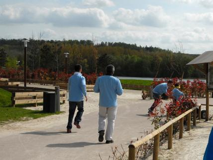 Séminaire d\'Avril 2008