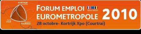 Le 28 octobre 2010 Axecibles recrute dans l'Eurométropole