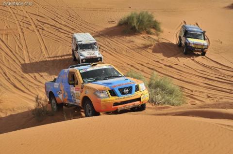Le Rallye Aïcha de Gazelles, c'est parti !