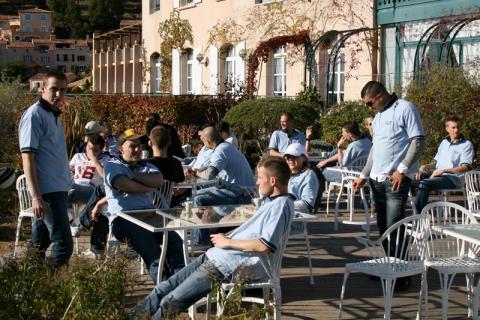 Séminaire de Novembre 2007 pour toujours mieux « rebondir »