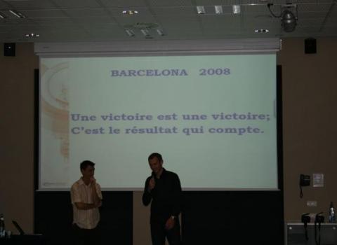 Séminaire d'Automne AXECIBLES 2008