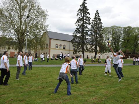 Séminaire Avril 2010 : Chateau St Just