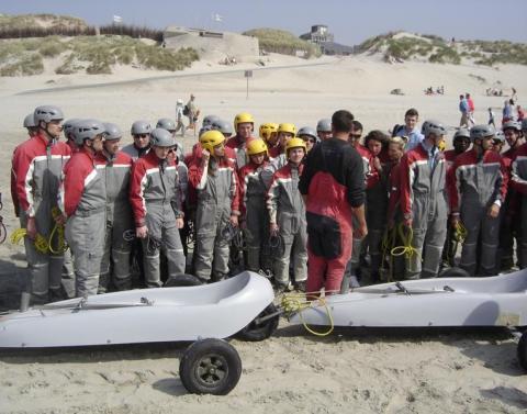 Séminaire d\'Avril 2007 à Fort Mahon
