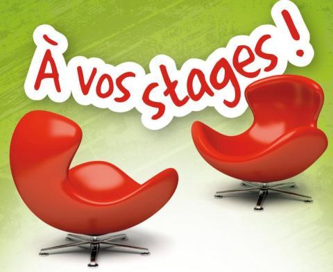 """Axecibles participera à l'événement """"A vos stages"""" le Jeudi 21 novembre 2013."""
