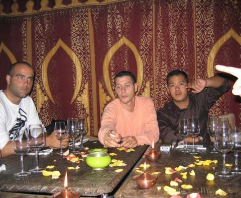 Séminaire de Mougins 2006