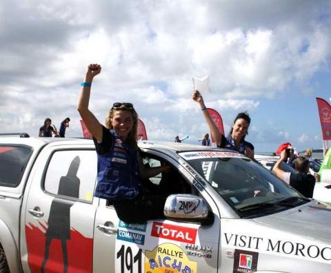 Rallye des Gazelles 2009