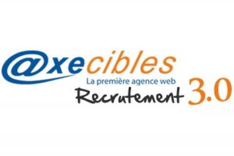 Axecibles recrute, envoyez-nous vos CV !